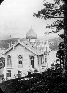 The Bull Villa, about 1873