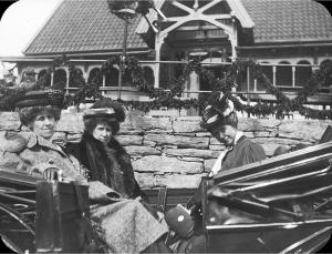 Carriage Ride, July 1906
