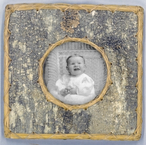 Dorothy Vaughn, near her first birthday , 1899